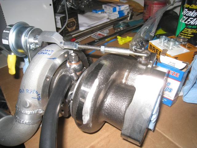 TiAL 605 Turbocharger