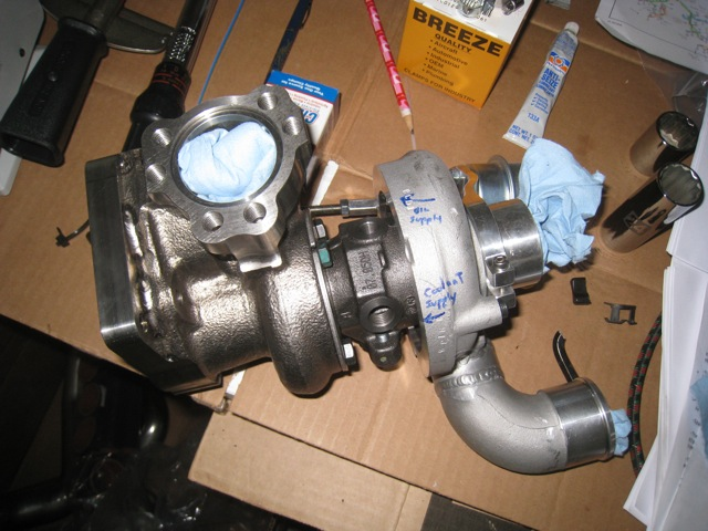 TiAL Sport R605 Turbocharger version one
