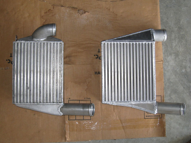 ER and AMD intercoolers