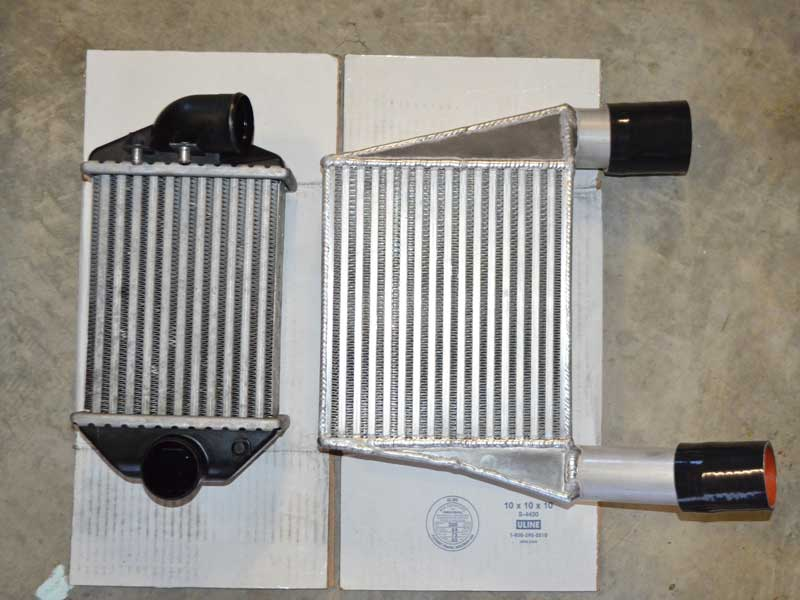 AMD intercooler