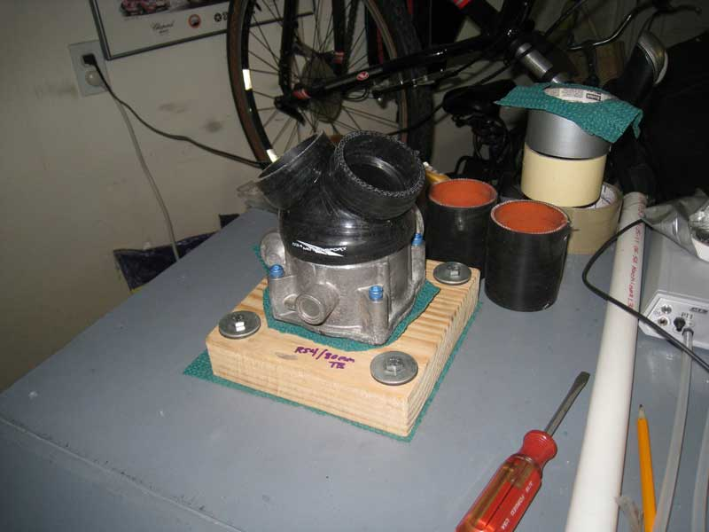 80mm Throttle body and boot