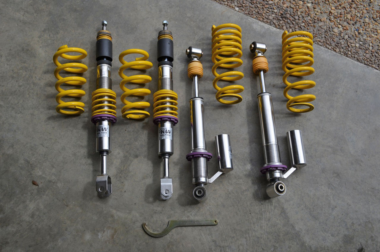 Kw V3 Coilovers Myaudis4