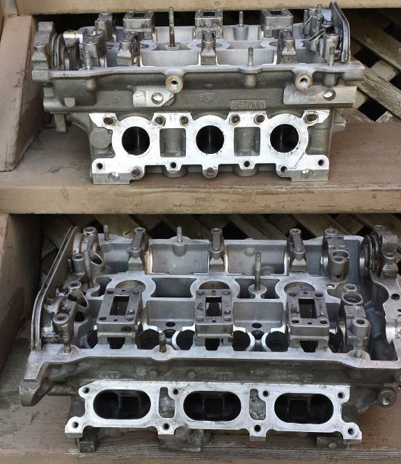 Audi B5 RS4 Cylinder Heads