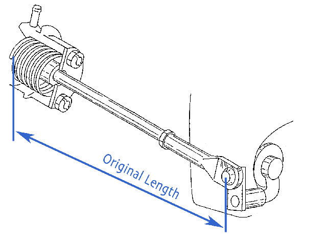 To a limited extent this is possible if the power output does not exceed the level the wastegate was designed for by very much. But what occurs when preload is added is that the total length of the arm and spring is changed from the original length.