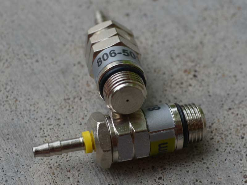 Aquamist 4mm Nozzle with Checkvalves