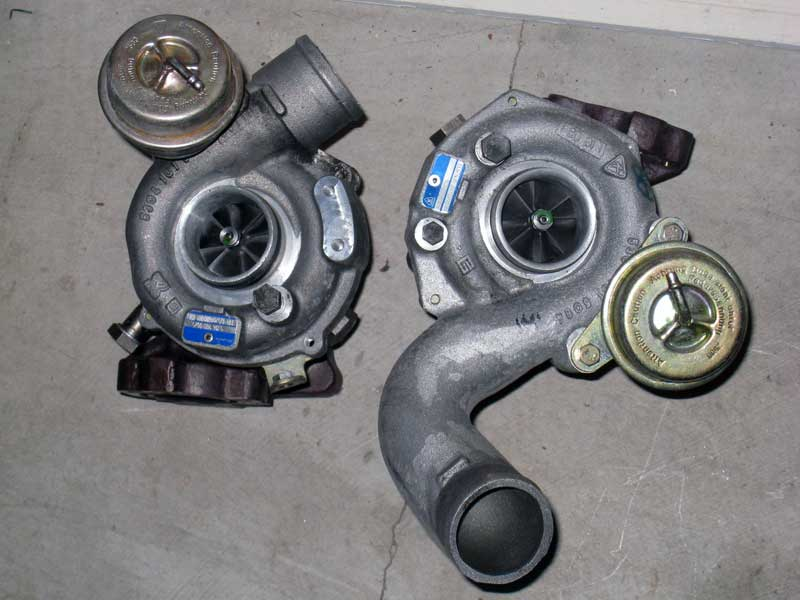 Image of BorgWarner RS4 K04 Turbochargers