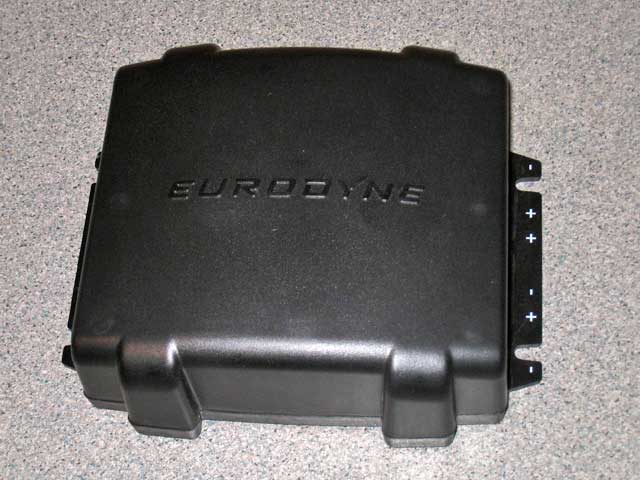 Eurodyne Boost Manager Controller