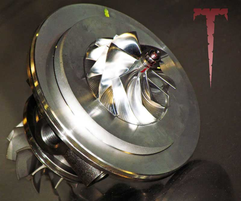 frankenturbo f21 billet compressor wheel