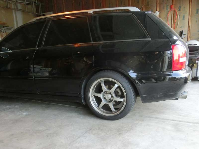SSR Comps on the Avant