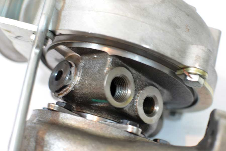 Turbo Concepts DZX-271 Turbocharger Center