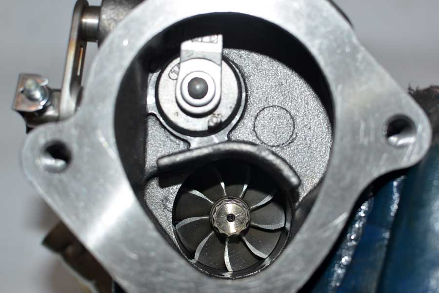 Turbo Concepts DZX-271 Turbocharger Hotside