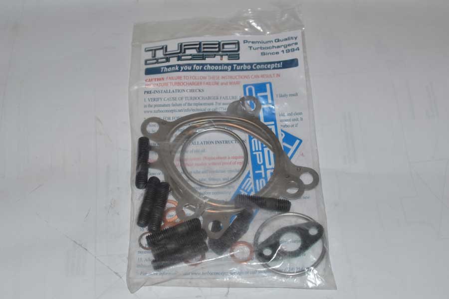 Turbo Concepts Turbocharger Installation Kit